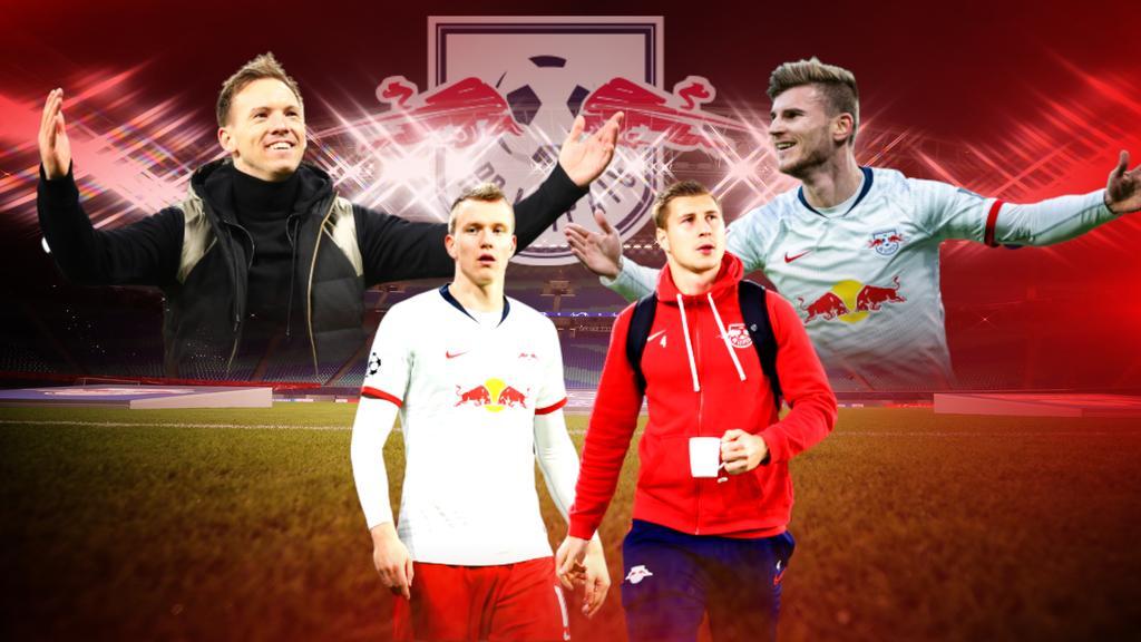 Was bringt die Rückrunde für RB Leipzig?