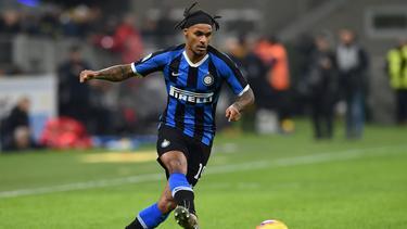 Valentino Lazaro wartet bei Inter noch auf den Durchbruch