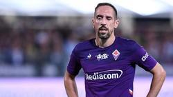 Frank Ribéry kann nach seiner verletzungsbedingten Zwangspause nächste Woche wieder in das Training einsteigen