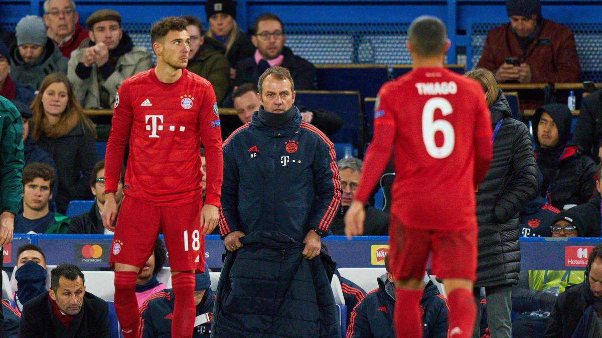 Wie geht es für den FC Bayern in der Champions League weiter?
