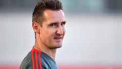 Miroslav Klose ist Co-Trainer beim FC Bayern