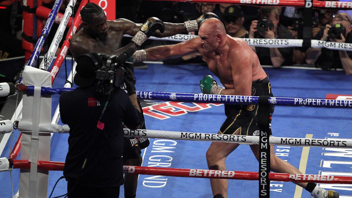 Wann darf Tyson Fury endlich gegen Anthony Joshua ran?