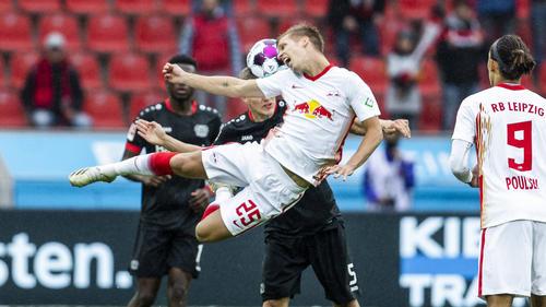 Kein Sieger im Duell zwischen Bayer Leverkusen und RB Leipzig
