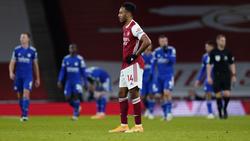 Rückschlag für Pierre-Emerick Aubameyang und den FC Arsenal