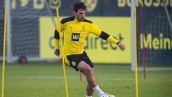 Mats Hummels während des BVB-Trainings am letzten Mittwoch