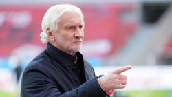 Glaubt an einen engen Titelkampf: Rudi Völler