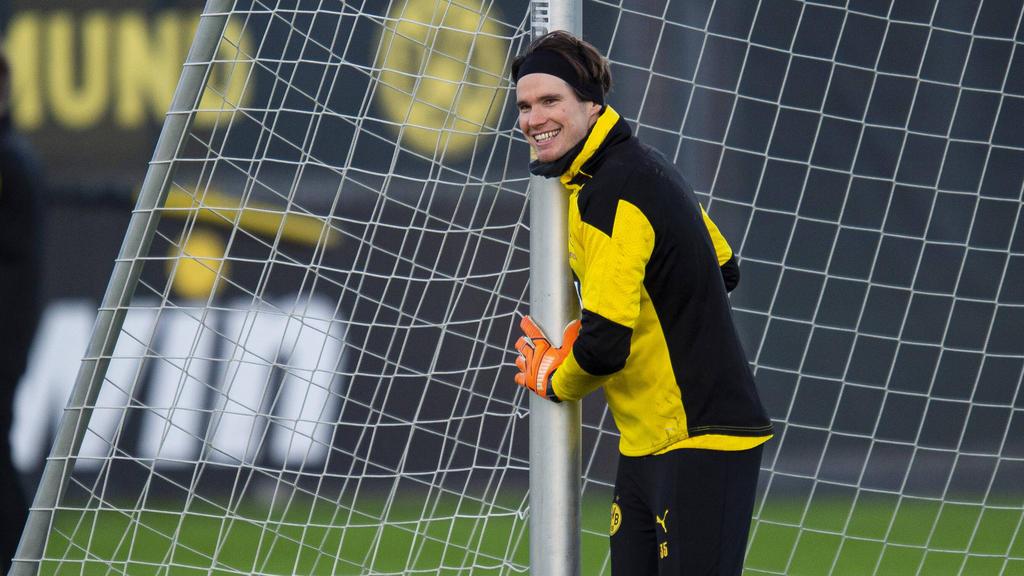 Verlässt Marwin Hitz den BVB im Sommer?