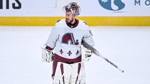 Philipp Grubauer siegt mit Colorado in der NHL