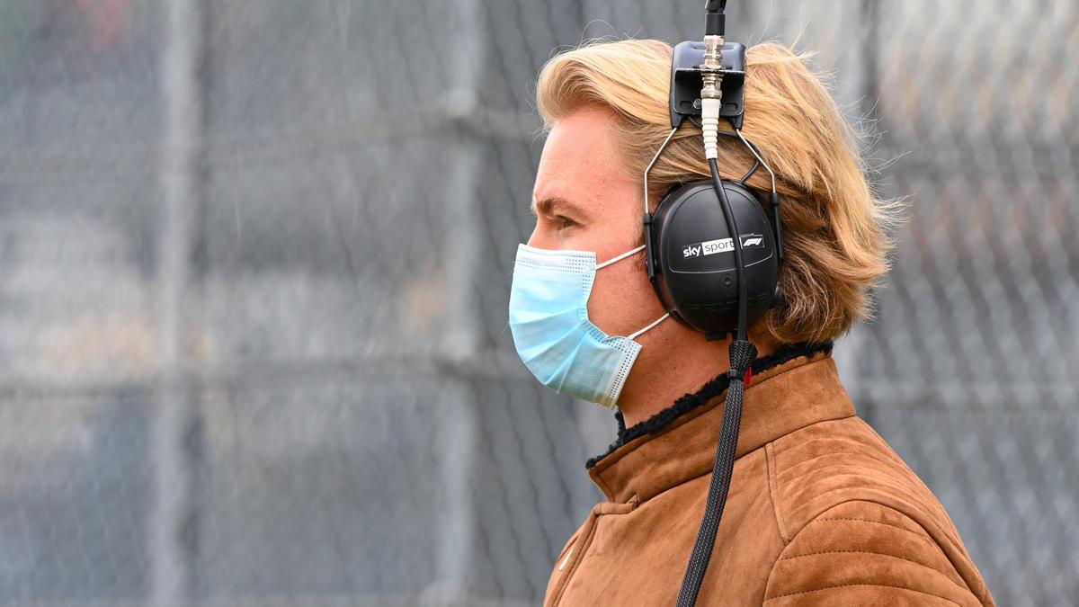 Nico Rosberg will keinen Druck auf Mick Schumacher ausüben