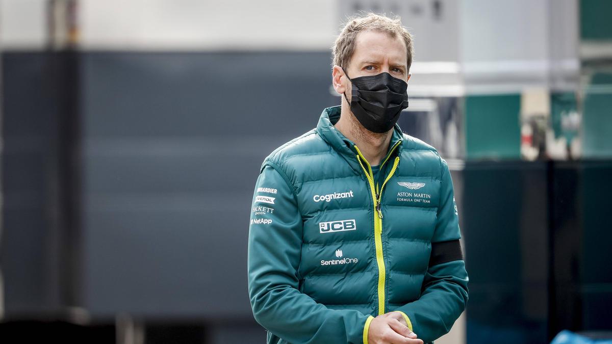 Vettel wurde von Ex-F1-Pilot Berger angezählt