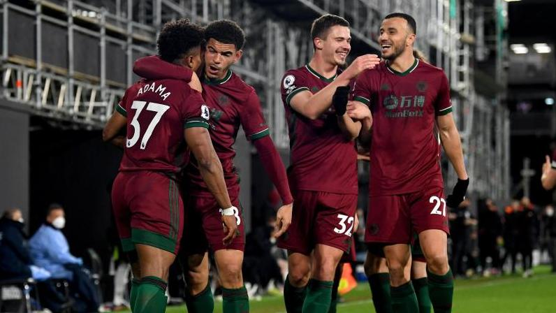 Die Wolverhampton Wanderers waren 2019 Tabellensiebter hinter den