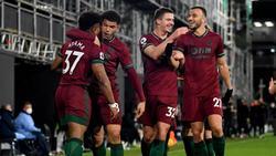 "Die Wolverhampton Wanderers waren 2019 Tabellensiebter hinter den ""Big Six"" der Premier League, den Mitinitiatoren der Super League"