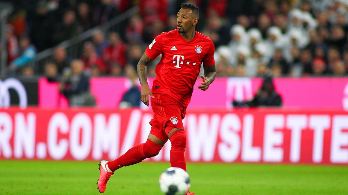 Jérôme Boateng verlässt den FC Bayern