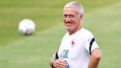 Deschamps verspricht vollen Einsatz gegen Portugal