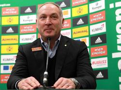 Rapids neuer Sportdirektor Andreas Müller