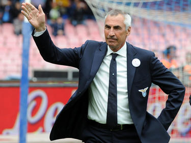 Edy Reja, exentrenador de la Lazio de Roma. (Foto: Getty)