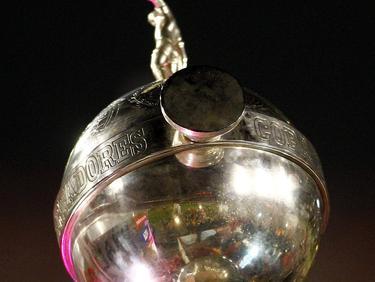 Trofeo de la Copa Libertadores. (Foto: Imago)