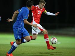 Sandi Lovric fehlt bei der U19 Europameisterschaft