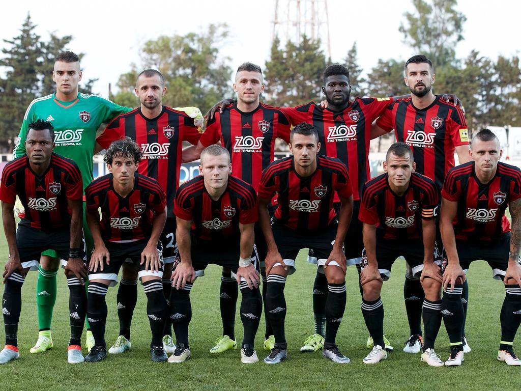 42cff390dd Europa League Qual. » News » Austria-Gegner Trnava tankt Selbstvertrauen