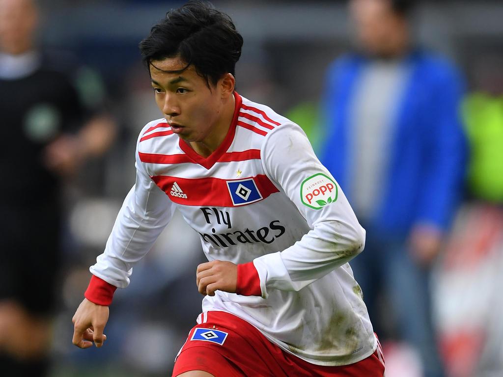 Tatsuya Ito glaubt noch an das HSV-Wunder