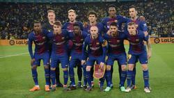 Doublesieger Barcelona will auch den spanischen Supercup gewinnen