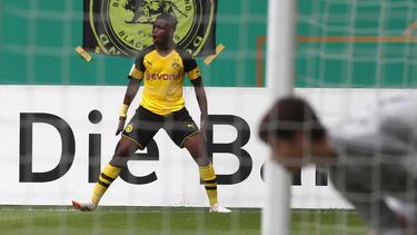 Youssoufa Moukoko steht mittlerweile bei 28 Saisontoren für den BVB