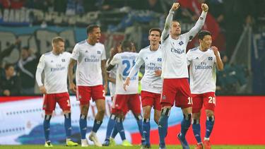 Der HSV hat die Rückkehr in die Bundesliga weiter fest im Visier