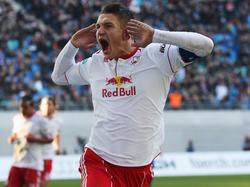 DanielFrahntraf gegen die Reserve des VfB Stuttgart nach nur acht Sekunden
