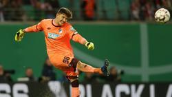 Kam in dieser Saison einmal zum Einsatz: Gregor Kobel