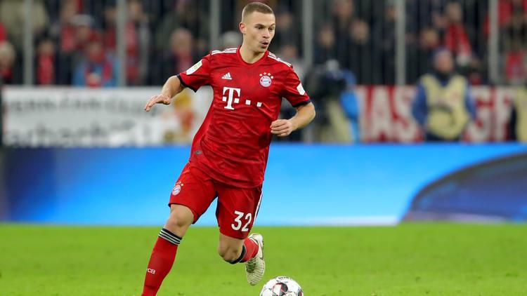 Joshua Kimmich steht seit dreieinhalb Jahren beim FC Bayern unter Vertrag
