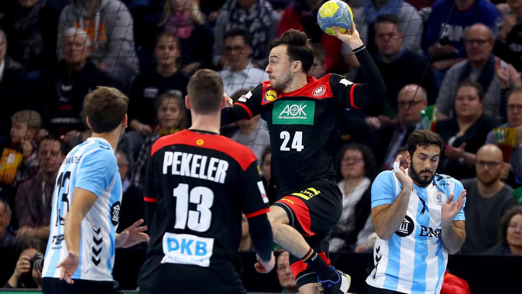 handball wm 2019 deutschland argentinien