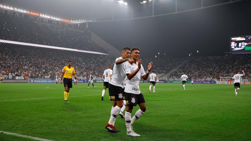 Corinthians es candidato al título de Sudamericana.