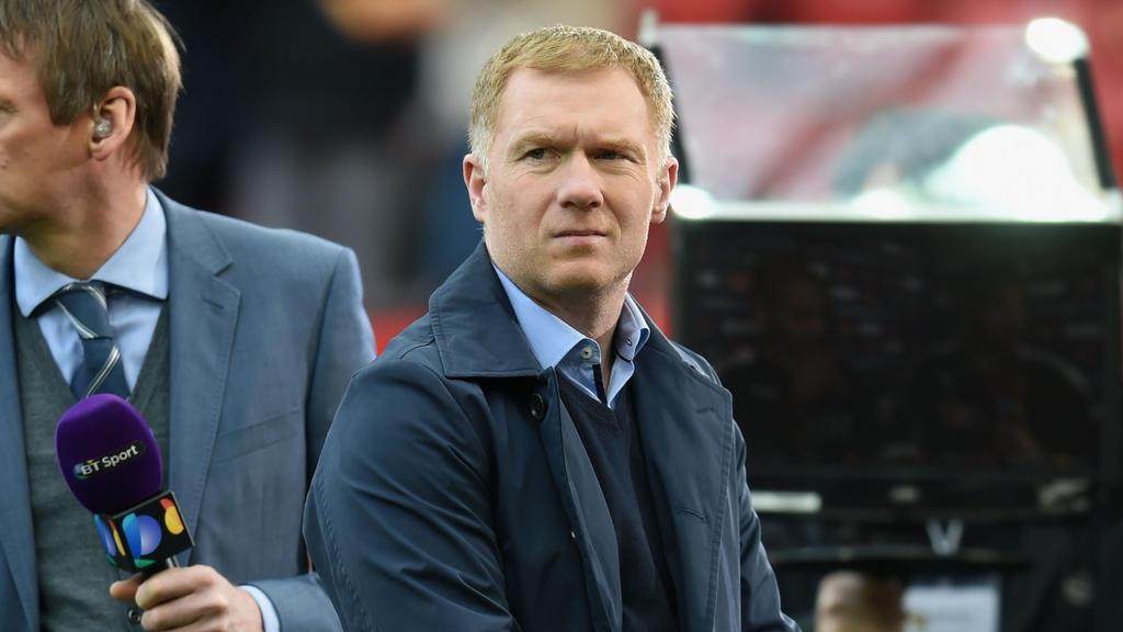 Paul Scholes wird Teammanager von Oldham Athletic