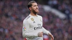 Sergio Ramos ist Kapitän von Real Madrid