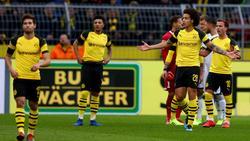 Der BVB wartet seit vier Partien auf einen Sieg