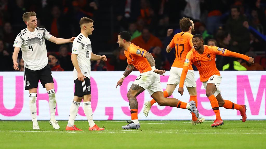 Deutsche Nationalmannschaft Pressestimmen Zum Sieg Gegen