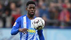 Jordan Torunarigha hat sich im Training von Hertha BSC verletzt