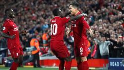 Firmino marcó el segundo tanto del Liverpool. (Foto: Getty)