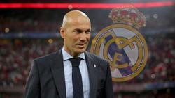 Zinédine Zidane und Real Madrid wollen im Sommer auf große Shoppingtour gehen
