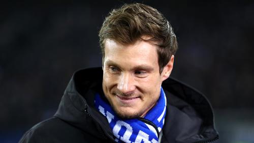 Marcell Jansen fiebert dem Pokalspiel gegen RB Leipzig entgegen