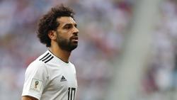 Wird beim Afrika-Cup auflaufen: Mohamed Salah
