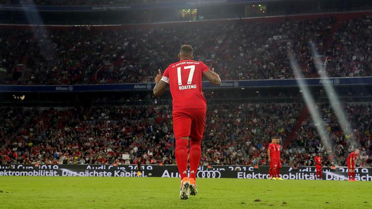 Verlässt Jérôme Boateng den FC Bayern doch noch?