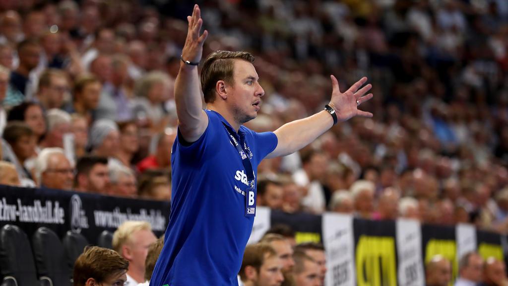 Filip Jicha und der THW feierten einen überragenden Auswärtssieg