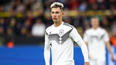 Robin Koch gab gegen Argentinien seid Debüt für die deutsche Nationalmannschaft