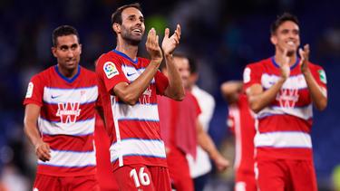 Der FC Granada ist weiterhin die Überraschung in der Primera División