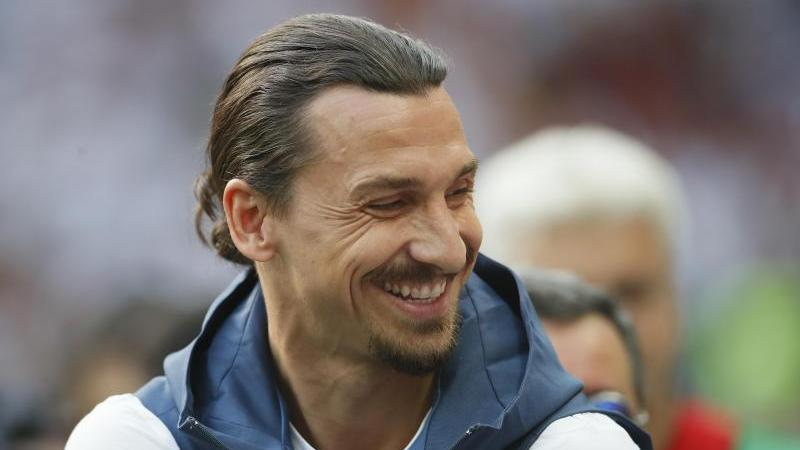 Will offenbar zurück zum AC Mailand: Zlatan Ibrahimovic