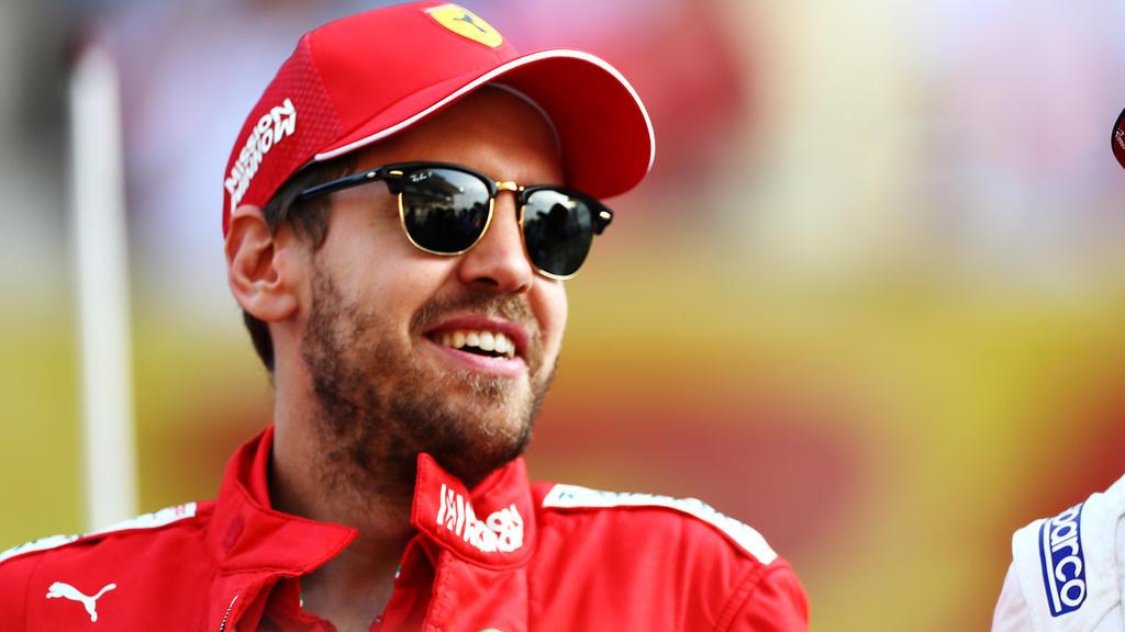 Hat kurzzeitig vegan gelebt und auf tierische Produkte verzichtet: Sebastian Vettel