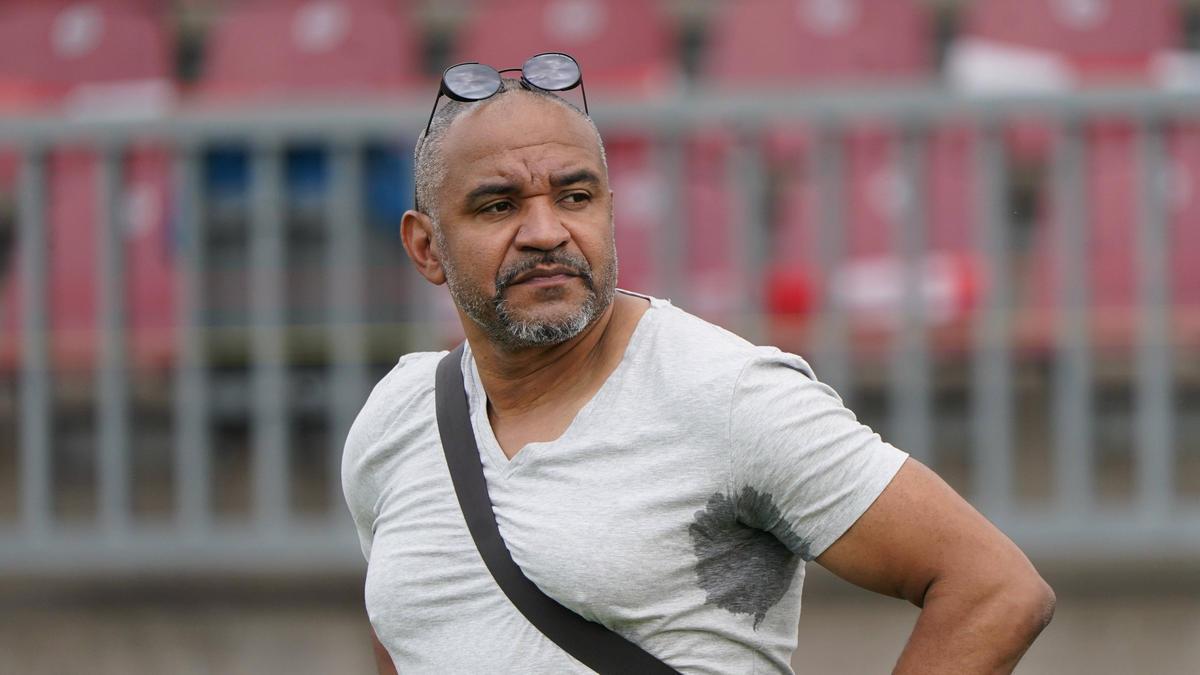Idriss Gonschinska ist der Vorstand Leistungssport im DLV