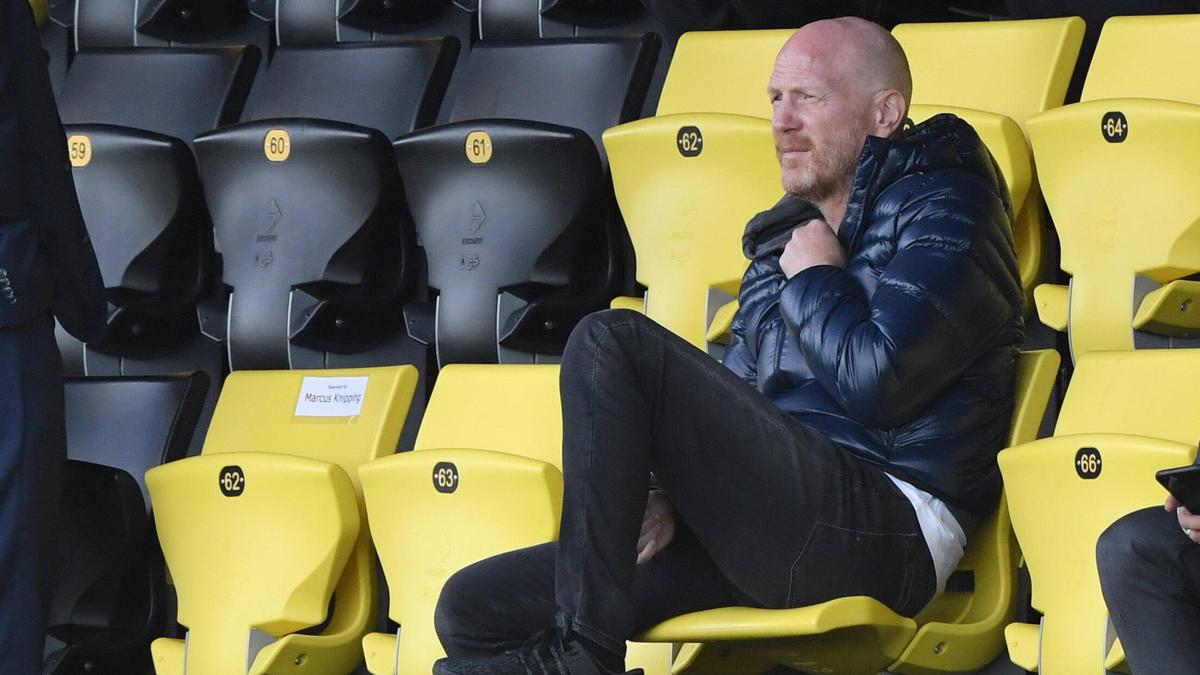 Matthias Sammer nimmt den BVB in der Champions League in die Pflicht