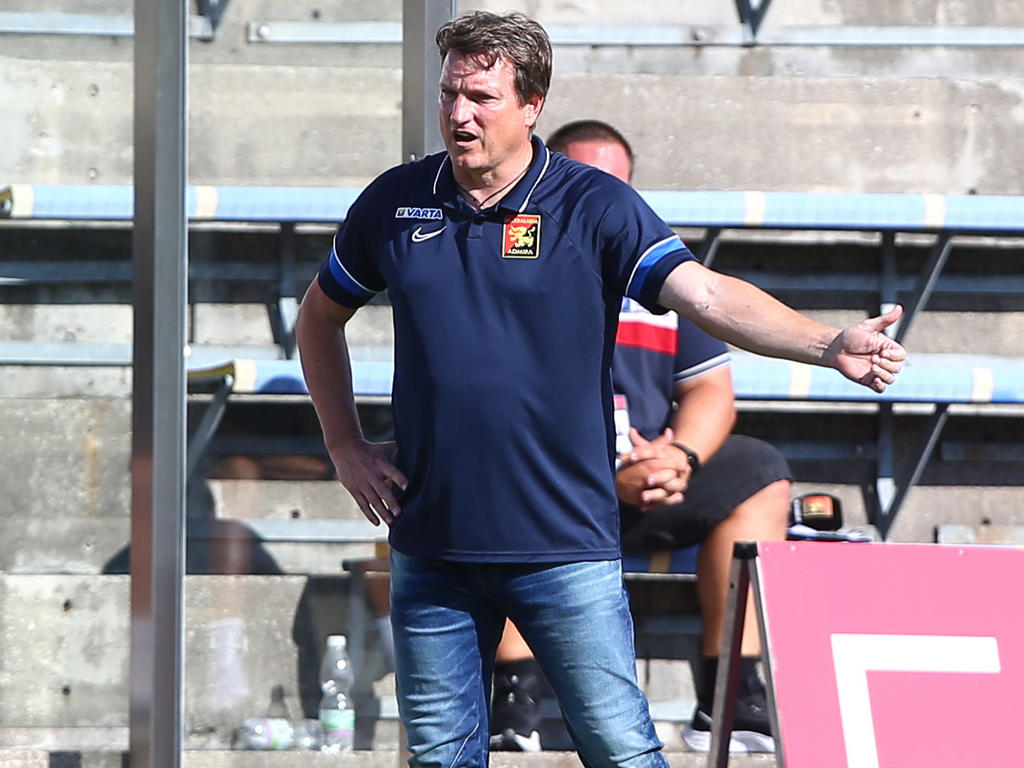 Andreas Herzog muss im Cup mit der Admira zu seinem Ex-Klub